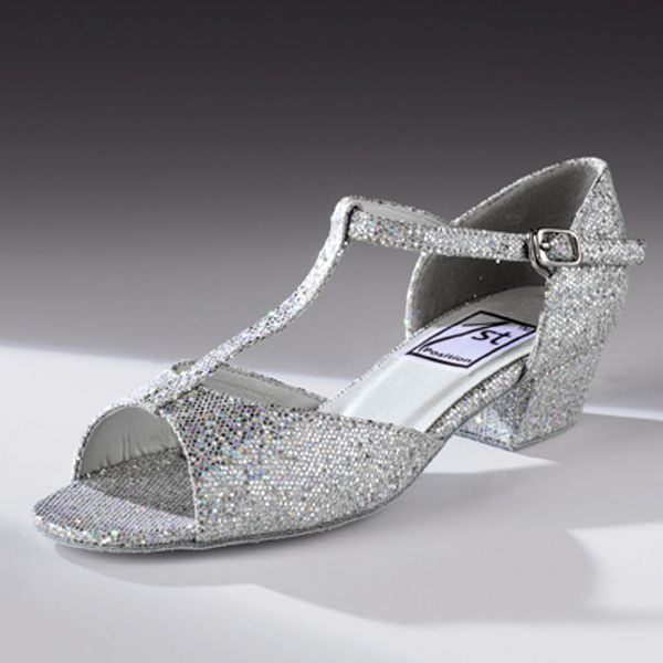 """Детская обувь для бальных танцев 1st Position """"Hologram"""""""