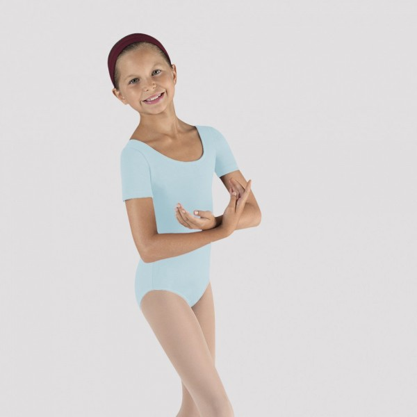 Детский купальник Bloch с коротким рукавом