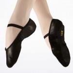 """Кожаные балетки Bloch """"Arise"""""""