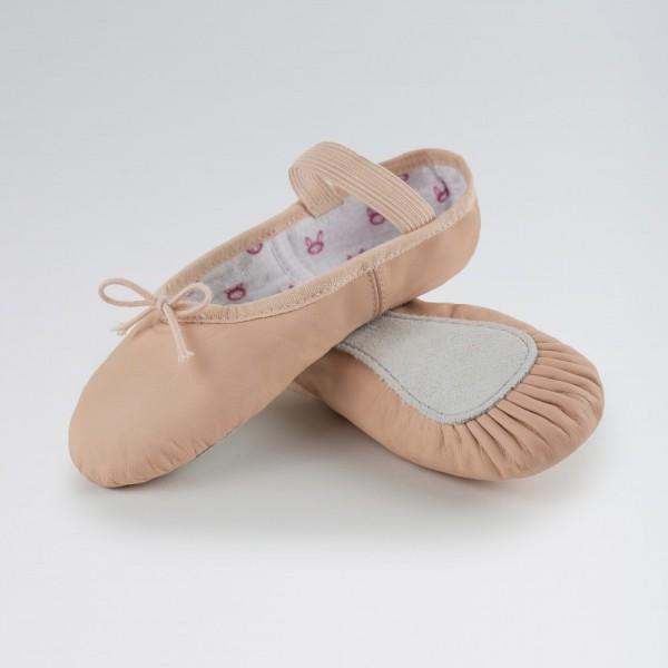 """Детские кожаные балетки Bloch """"Bunnyhop"""""""