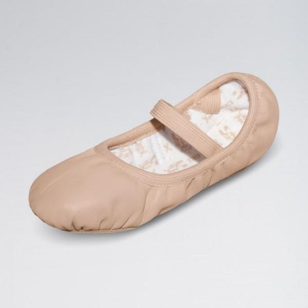 "Кожаные балетки Bloch ""Giselle"""
