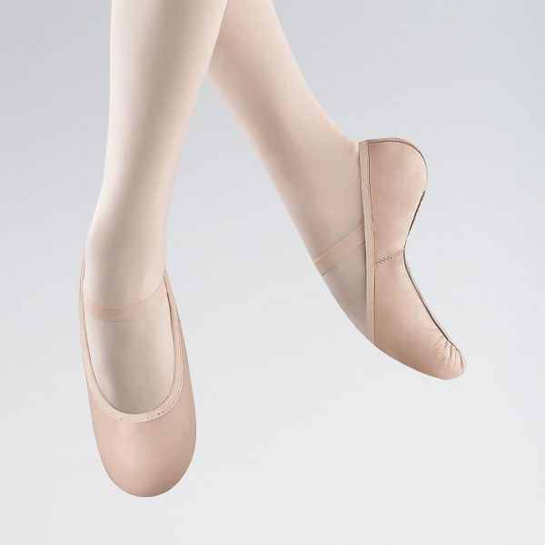 "Кожаные балетки Bloch ""Belle"""