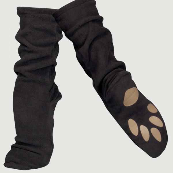 """Флисовая обувь для разогрева Gaynor Minden """"Cozy Paws"""""""
