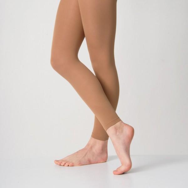 Детские матовые колготки Silky без стопы