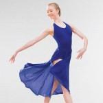 Платье для современных танцев Revolution