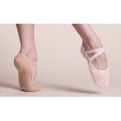 Мягкая балетная обувь